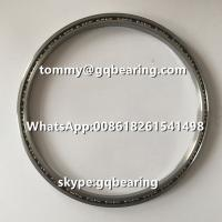 Quality 5.5 inch Bore Bronze Cage CSXA055 Four-point Contact Thin Section Bearing for sale