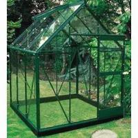 Quality Large Greenhouse with Powder Coating, Measures 187x247x193cm for sale