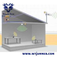 China GSM/3G Dual Band Cell Phone Signal Booster 80Sqm Coverage Area for sale