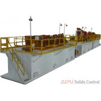Quality Drilling mud recycling system for HDD/TBM/Piling/No dig at Aipu solids for sale
