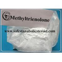 Quality White Raw Steroid Powders Methyltrienolone  for muscle binding and performance boosting for sale
