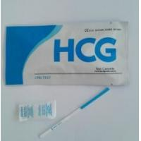 Quality One Step Pregnancy Kit HCG test strip/HCG test strip/Urine pregnancy test strip/ Hcg test kit/urine test strip for sale