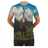 hot sale polyester t shirts for men digital printing fashion t shirts oem t shirts manufacturer for sale