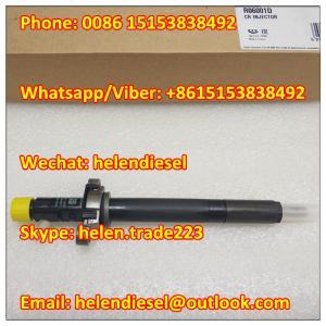 Buy DELPHI injector EJBR06001D ,R06001D, 9688438580 , 9656389980 ,1980K3 original at wholesale prices