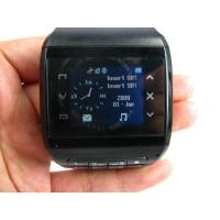 Quality Factory Price White / Black Music Wrist Watch Phone Support WAV, MP3, AVI, 3GP for sale