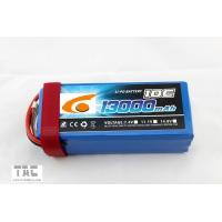 Quality UAV RC Helicopter lithium polymer battery pack  11.1v  25C  13000mah Size6484165 for sale