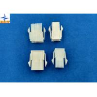Quality Dual Row 4.20mm Power Connectors For Signal 2 to 24 Circuits Plug Housing UL 94V-0 for sale