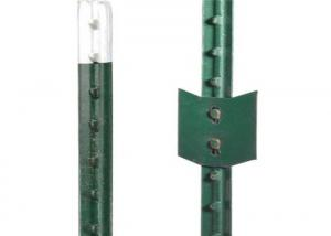 China America Style T 10ft Studded Fence Post 1.25 Lb / Ft on sale