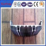 Quality aluminium die casting radiator, aluminium extrusion profile alloy manufacturer for sale