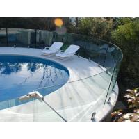 Buy Spigots glass railing frameless glass spigot glass clamp railing for pool fence at wholesale prices