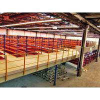 Buy Material Handling Equipment Shelving Pallet Racking Mezzanine With Multilayer at wholesale prices