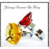 Buy cheap Crystal Table Napkin Ring from wholesalers