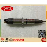 BOSCH Genuine Fuel Injector 0445120377 Cummins 5307809 ISL5.9 Diesel Engine for sale