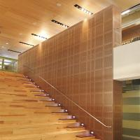 China Customized 9 mm MDF Wooden Perforated Acoustic Absorption Panels Eco - Friendly on sale