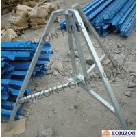 Quality Removable Steel Folding TripodFor Holding Shoring Props in Slab Formwork System for sale
