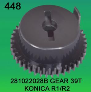 Quality 281022028B / 2810 22028B GEAR TEETH-39 FOR KONICA R1,R2 minilab for sale