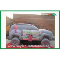 Quality Inflatable Car Custom Inflatable Products For Outdoor Advertising for sale
