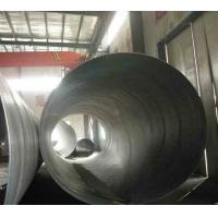 """Quality API 20"""" SSAW Steel Pipe Round for Structure , 1Cr18Ni9 0Cr18Ni11Nb Carbon Steel Welded Pipe for sale"""