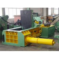 Quality Push - out type Integrated Hydraulic Baling Press Bales Equipment Y81T - 160 for sale