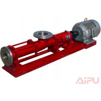 Quality Oilfield high quality screw pump used to feed decanter centrifgue at Aipu for sale