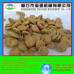 Quality Shandong 2015 NEW pet food making machine /dog food making machine 008615269135310 for sale