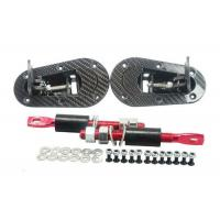 Buy JDM Style Auto Exterior Accessories 1 Inch Racing Car Lock Kit For Engine Bonnets at wholesale prices