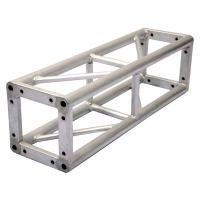 Quality Durable Aluminum Box Truss  For Event , Silver Square Trade Show Display Truss for sale