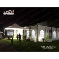 Quality Light Weight  Waterproof  Wedding Tent   For Outdoor 800 People for sale