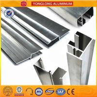 Quality Anodic Oxidation Coated Aluminum Alloy Profile Shining And Decorative for sale