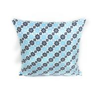 Quality Eleglant Pillow Cushion Covers Home Checker or Flower Patterned Cotton Canvas for sale