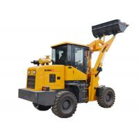 Quality Model 930L Small Wheel Loader , Easy Operation Front Loader Tractor for sale