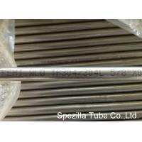 Buy SUS 304 316 Stainless Steel Heat Exchanger Tube 20 ft Length Annealed & Pickled at wholesale prices