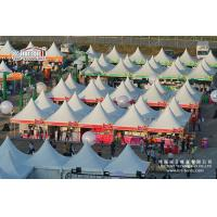 Colorful 6×6m Pagoda Tent used for outdoor event exhibition from Liri Tent for sale