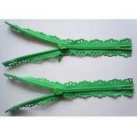 Buy Nice design 24 colors available #3 lace nylon zipper with waterdrop slider for garment at wholesale prices