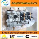 Quality Komatsu PC400-7 excavator SA6D125E engine fuel injection pump 6156-71-1111 for sale