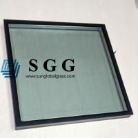 Quality Top quality 6mm low e tempered insulated glass for sale