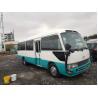 Buy cheap toyota coaster mini Tourist bus 30 passenger diesel 1HZ engine japan luxury bus from wholesalers