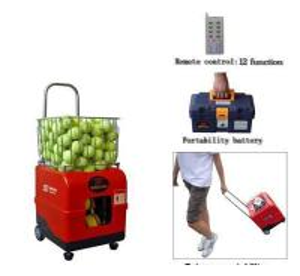 Quality Tennis Ball Machine V8-5 for sale