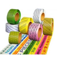 Quality Printed PP strap for sale