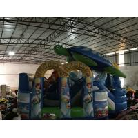 Quality Undersea World Themed Inflatable Jumping Combo For Amusement Park for sale