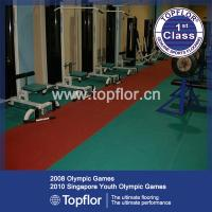 Quality Commercial Grade EPDM Rubber flooring manufacturer for sale
