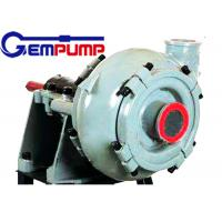 Quality 18/16TU-G  Sugar Plant Electric Centrifugal Pump / Tailing Transport Slurry Pump for sale