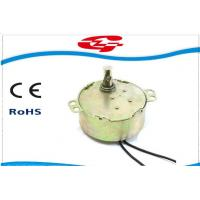 Buy Small Reversible Synchronous Motor , Synchron Clock Motor For Oven Turn Plate at wholesale prices