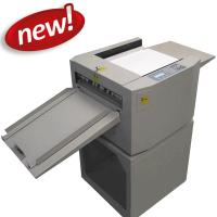 Quality 40 Sheets / Min Electric Paper Creasing Machine Crease-335 with CE Certificated for sale