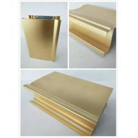 Quality Rectangle Decorative Anodized Aluminum Profiles Corrosion Resistance for sale