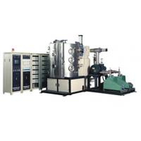 Quality High Vacuum Jewelry Gold Plating Machine CICEL Latest Technology No Waste Gas for sale