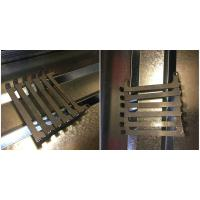 Buy Laser cutting bending Amada machinery metal bending parts custom made at wholesale prices