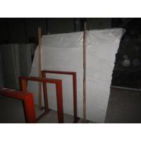 China China White Marble Polished Big Slabs  Oriental White Marble Statuario Bianco East White for sale