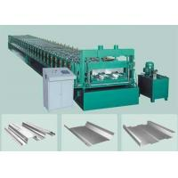 Buy cheap Hydraulic Glazed Tile Roll Forming MachineFor Making Color Steel Floor Deck from wholesalers