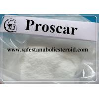 Quality Proscar hair loss treatment Raw Steroid Powders hormone Finasteride CAS 98319-26-7 for sale